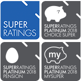 SUPERRATINGS PLATINUM RATING 2018