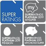 SuperRatings Platinum Rating 2019
