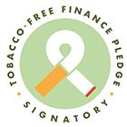 Tobacco Free Finance Pledge